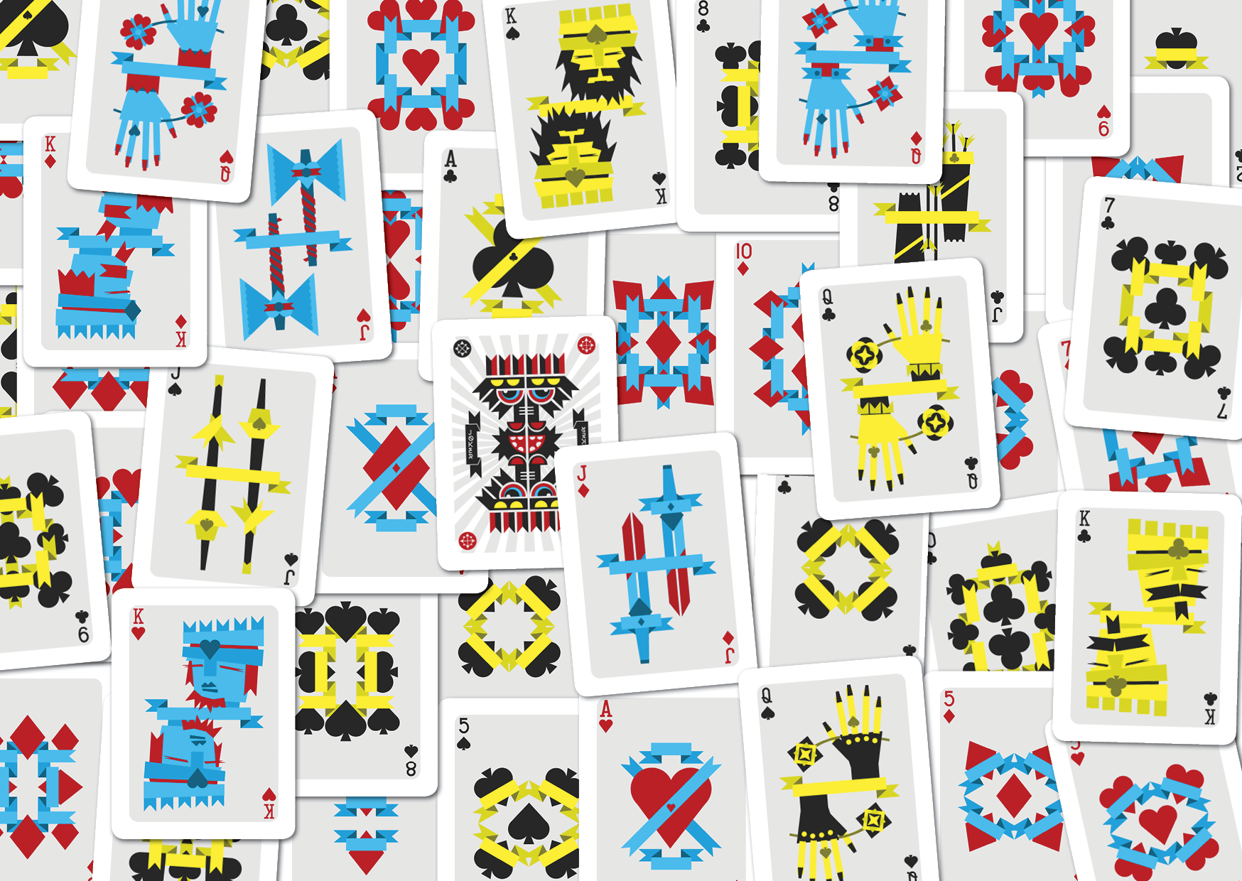 cards playing cards carte da gioco poker ramino illustration vector minimal graphic design